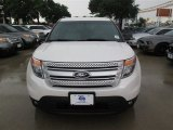 2014 White Platinum Ford Explorer XLT #94807082