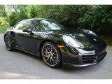 2014 Porsche 911 Black