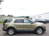 2013 Ginger Ale Metallic Ford Explorer XLT 4WD #94807179