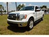 2011 Oxford White Ford F150 Lariat SuperCrew #94807477