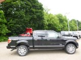 2014 Tuxedo Black Ford F150 Platinum SuperCrew 4x4 #94807174