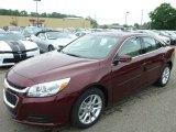 2015 Butte Red Metallic Chevrolet Malibu LT #94807267