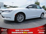 2015 Bright White Chrysler 200 C #94855805