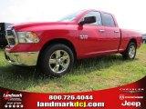 2014 Flame Red Ram 1500 SLT Quad Cab #94855801