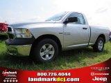 2014 Bright Silver Metallic Ram 1500 Tradesman Regular Cab #94855790