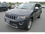 2014 Maximum Steel Metallic Jeep Grand Cherokee Limited 4x4 #94856127