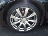 Infiniti G 2011 Wheels and Tires