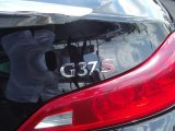 Infiniti G Badges and Logos