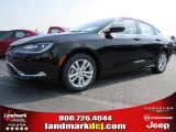 2015 Black Chrysler 200 Limited #94855807