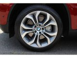 BMW X6 2014 Wheels and Tires