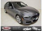 2014 Mineral Grey Metallic BMW 3 Series 328i Sedan #94855976