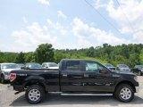 2014 Tuxedo Black Ford F150 XLT SuperCrew 4x4 #94902299
