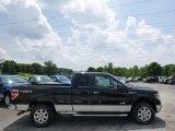 2014 Tuxedo Black Ford F150 XLT SuperCab 4x4 #94902297