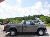2014 Sterling Grey Ford F150 XL Regular Cab #94902294
