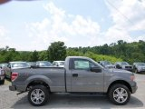2014 Sterling Grey Ford F150 STX Regular Cab 4x4 #94902293