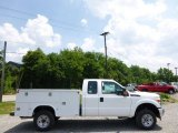 2015 Oxford White Ford F250 Super Duty XL Super Cab 4x4 Utility #94917337