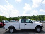 2014 Oxford White Ford F150 XL SuperCab 4x4 #94917336