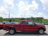 2014 Ruby Red Ford F150 FX4 SuperCrew 4x4 #94917335