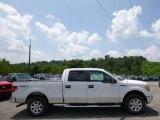 2014 Oxford White Ford F150 XLT SuperCrew 4x4 #94917334