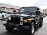 2006 Black Jeep Wrangler Unlimited 4x4 #9474757