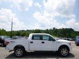 2014 Oxford White Ford F150 STX SuperCrew 4x4 #94917339