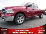 2014 Deep Cherry Red Crystal Pearl Ram 1500 Big Horn Crew Cab #94920716
