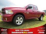 2014 Deep Cherry Red Crystal Pearl Ram 1500 Express Quad Cab #94920709