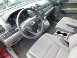 2011 Honda CR-V EX 4WD Gray Interior