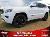2014 Bright White Jeep Grand Cherokee Laredo 4x4 #94920699