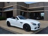 2014 Polar White Mercedes-Benz SLK 250 Roadster #94920836