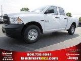 2014 Bright White Ram 1500 Tradesman Quad Cab 4x4 #94920693