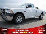2014 Bright White Ram 1500 Tradesman Regular Cab #94920692