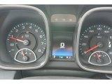 2015 Chevrolet Malibu LTZ Gauges