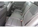 2015 Chevrolet Malibu LTZ Rear Seat