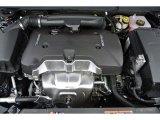 2015 Chevrolet Malibu LTZ 2.5 Liter DI DOHC 16-Valve ECOTEC 4 Cylinder Engine