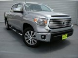 2014 Silver Sky Metallic Toyota Tundra Limited Crewmax #94920810