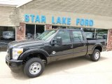 2015 Tuxedo Black Ford F250 Super Duty XL Crew Cab 4x4 #94920923