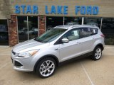 2014 Ingot Silver Ford Escape Titanium 2.0L EcoBoost 4WD #94920920