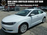 2015 Bright White Chrysler 200 Limited #94920790