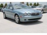 2005 Jaguar X-Type Zircon Metallic