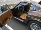 Datsun 240Z Interiors