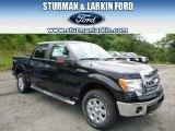 2014 Tuxedo Black Ford F150 XLT SuperCrew 4x4 #94951039