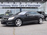 2012 Black Mercedes-Benz CL 63 AMG #94951219