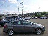 2014 Sterling Gray Ford Focus SE Sedan #94951005