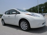 Nissan LEAF Data, Info and Specs