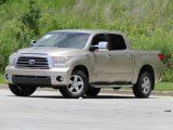 2007 Toyota Tundra Limited CrewMax Front 3/4 View