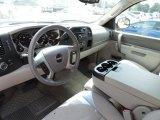 2010 GMC Sierra 1500 Interiors