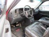 2001 Chevrolet Silverado 1500 Interiors