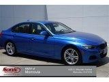 2014 Estoril Blue BMW 3 Series 328i Sedan #94951154