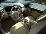 2014 Nissan Rogue Interiors